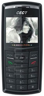 CECT V70 image on imei.info