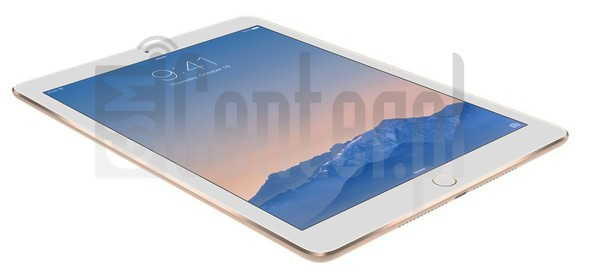APPLE iPad Air 2 Wi-Fi image on imei.info