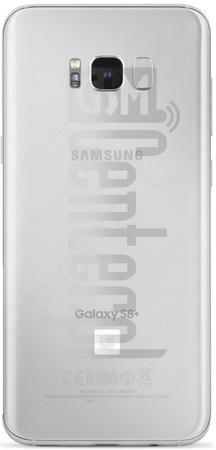 SAMSUNG G955U Galaxy S8+ Specification - IMEI info