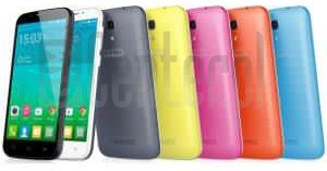 ALCATEL ONE TOUCH POP S7 image on imei.info