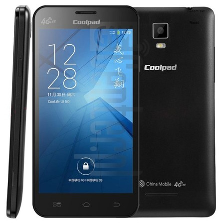 CoolPAD 8705 image on imei.info