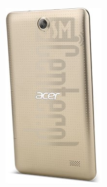ACER B1-723 Iconia Talk 7 image on imei.info