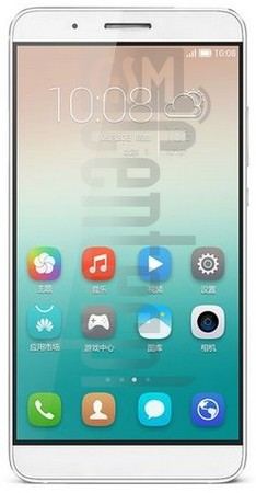 HUAWEI Honor 7i image on imei.info
