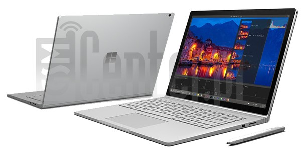 MICROSOFT Surface Book image on imei.info
