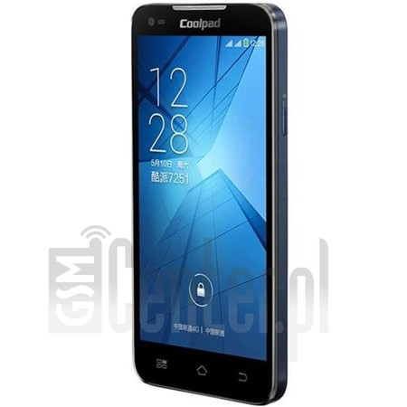 CoolPAD 7251 image on imei.info