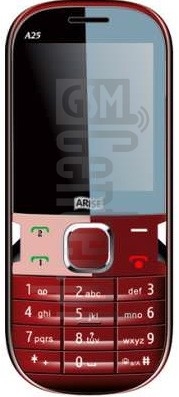 ARISE A-25 image on imei.info