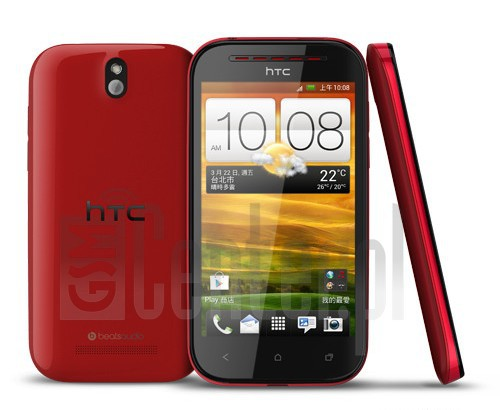 HTC Desire P image on imei.info