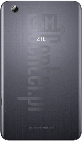 ZTE Grand X View 2 image on imei.info