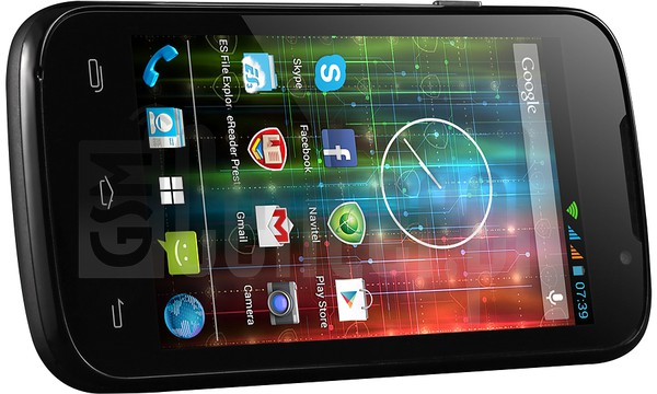 PRESTIGIO MultiPhone 3400 Duo image on imei.info