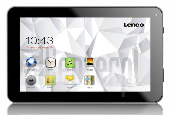 LENCO Cooltab-74 image on imei.info