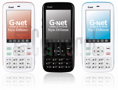 GNET G212 image on imei.info