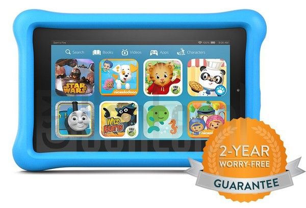 AMAZON Fire Kids Edition image on imei.info