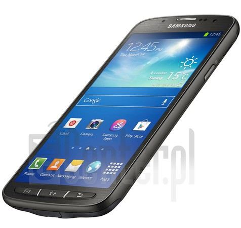 SAMSUNG I9295 Galaxy S4 Active image on imei.info