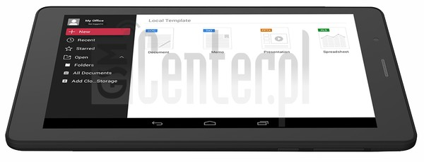 MICROMAX Canvas Tab P70221 image on imei.info