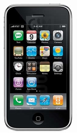 APPLE iPhone 3G image on imei.info