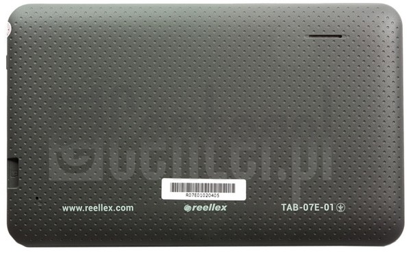IMEI Check REELLEX TAB-071-01 on imei.info