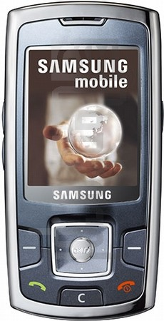 SAMSUNG D610 image on imei.info
