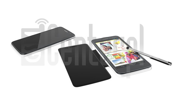 ALCATEL One Touch Scribe X image on imei.info