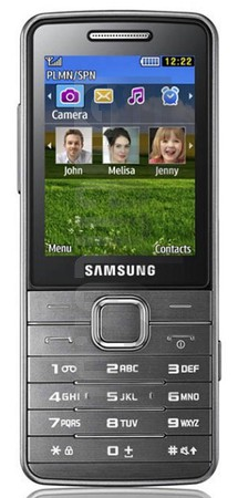 SAMSUNG S5610 image on imei.info