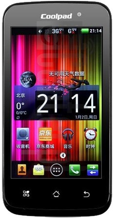 CoolPAD 7728 image on imei.info