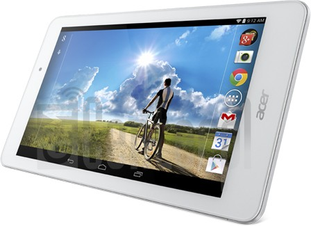 ACER A1-841 Iconia Tab 8 image on imei.info