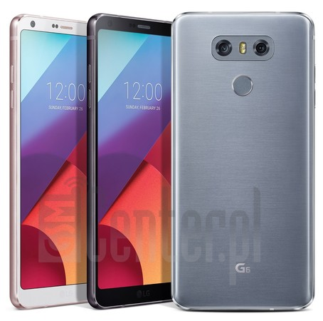 IMEI Check LG G6 LS993 (Sprint) on imei.info