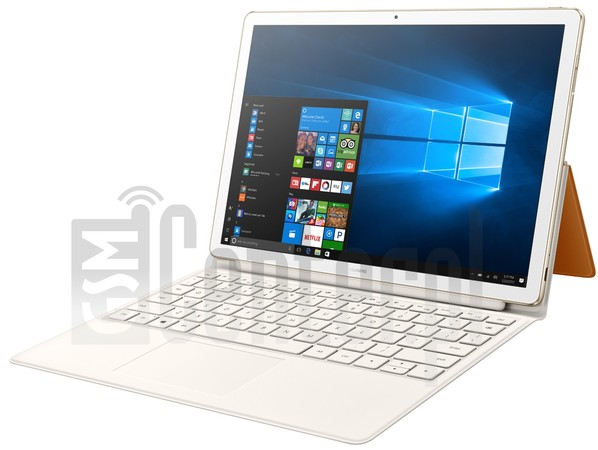 HUAWEI MateBook E  image on imei.info