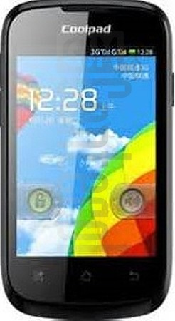 CoolPAD 7019A image on imei.info