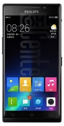PHILIPS i966 Aurora image on imei.info