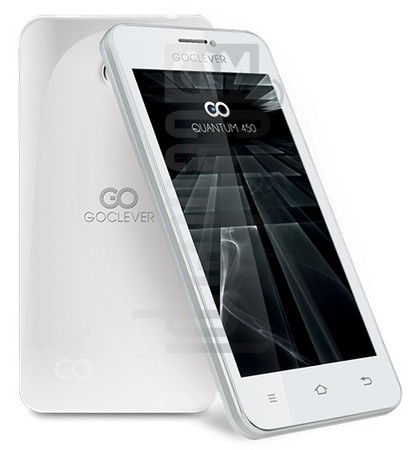 GOCLEVER Quantum 450 image on imei.info