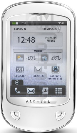 ALCATEL OT-710D image on imei.info