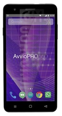 IMEI Check AVVIO Pro 550 on imei.info
