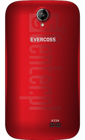 EVERCOSS A33A image on imei.info