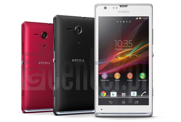 SONY Xperia SP M35C image on imei.info