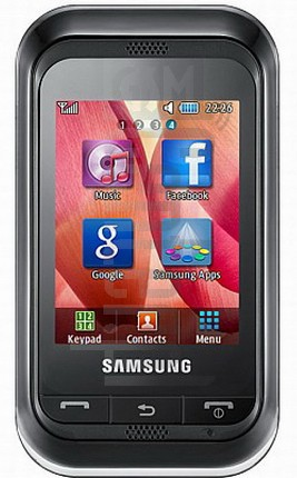 IMEI Check SAMSUNG C3300 Champ on imei.info