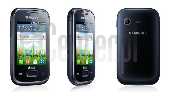 IMEI Check SAMSUNG S5302 Galaxy Pocket Duos on imei.info
