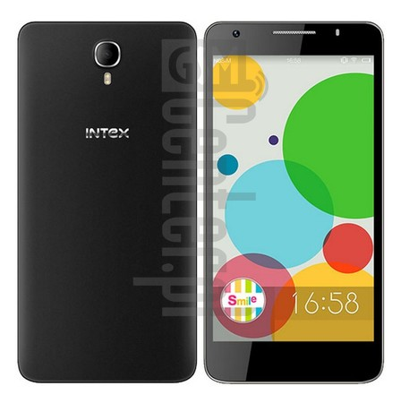 INTEX Aqua Star II 16 GB image on imei.info