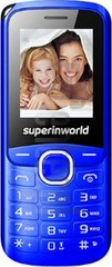 IMEI Check SUPERINWORLD G37 on imei.info