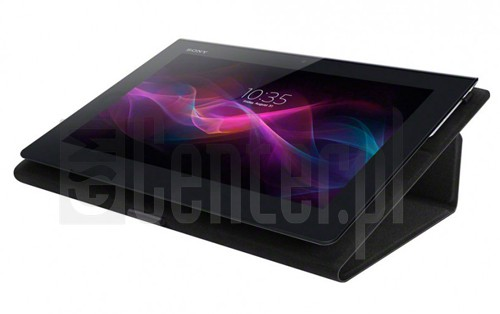 SONY Xperia Tablet Z LTE SGP351 image on imei.info