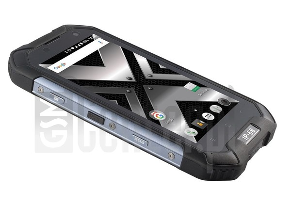 GOCLEVER Quantum 470 Pro Rugged image on imei.info