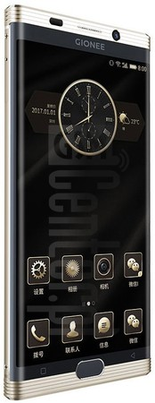 GIONEE M2017 image on imei.info
