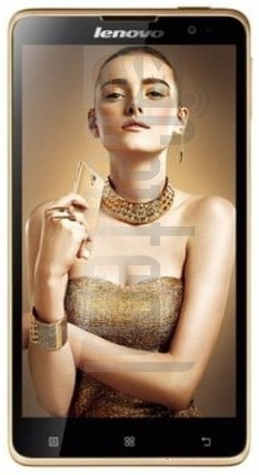 LENOVO Golden Warrior A8 image on imei.info