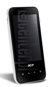 ACER E400 beTouch image on imei.info