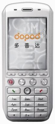 DOPOD 586 (HTC Hurricane) image on imei.info