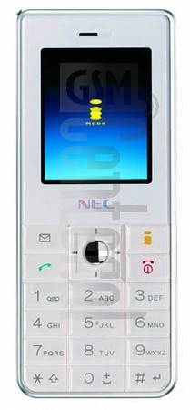 NEC N343i image on imei.info