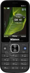 IMEI Check WINMAX WX41 on imei.info