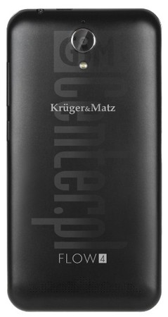 KRUGER & MATZ Flow 4 image on imei.info