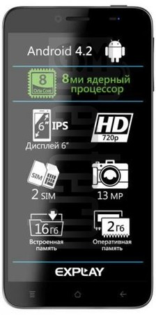 EXPLAY Blaze image on imei.info