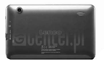 LENCO CarTab-920 image on imei.info