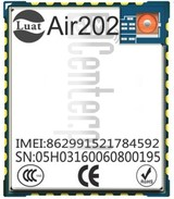 IMEI Check AIR AIR202 on imei.info
